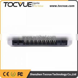 warranty 14 month 8 port centralized security controller for moible phone