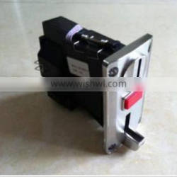CHINA coin operated multi coin acceptors