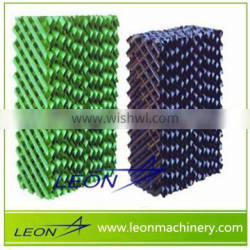 LEON series evaporative cooling pad with distributor