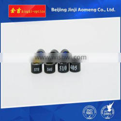 Wholesale from china Optical Filters , infrared night vision binoculars color optical 940nm bandpass filter