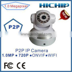 CMOS Sensor and Infrared Technology hi3518 ip home camera