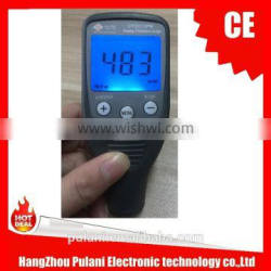 High accurancy digital micron coating thickness measuring instruments widely used for hardware coating industry