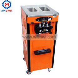 Hot Sale Ce Approved New Tabletop Soft Ice Cream Machine With Good Price