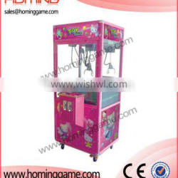 Hot sale crane game machine,Pink toy story crane machine/Arcade game machine