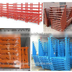 Industrial Warehouse Durable Stacking Racks Restainer Rack in China