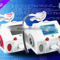 High qualtity products permanent hair removal elight diode laser machine