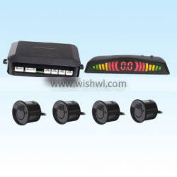Metal without Silicone Ultrasonic Parking Sensor with LED Display and Colorful Sensor for Different Customer Requirement