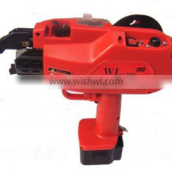 Hot selling hand hold Max 40mm Rebar tying machine