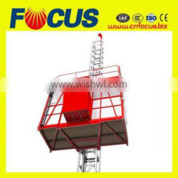 SC Series SC100 single cage Construction Lift/ Lifter/ Hoist/ Lifter/ Elevator/ with good price