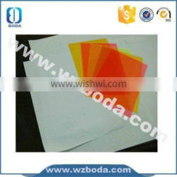 Brand new pvc cover plastic sheet with low price