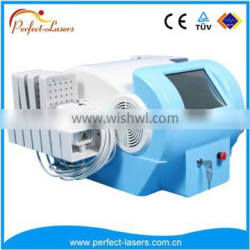 Big discounts!!! Professional dual wave(650nm+980nm) Diode Lipo Laser fat reduction device
