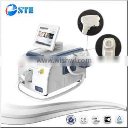 Beauty system skin rejuvenation 755 nm 808nm diode laser 808nm hair removal
