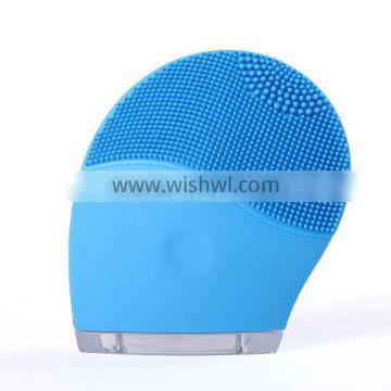 As Seen On TV Best selling CE & ROHS approval portable skin care machine/ ultrasonic facial massager beauty products