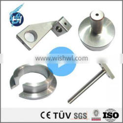 precision hs code heavy machinery spare parts with 5-axis machining center