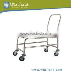 Stainless Steel Industrial Delivery Trolley