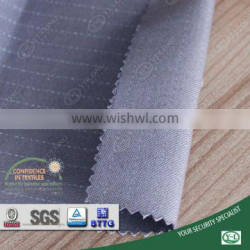supply cheap fireproof ESD fabric for workwear use