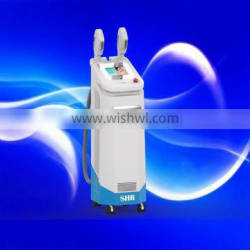 Permanently hair removal !! Strong power 3000W IPL SHR Laser Hair Removal Machine
