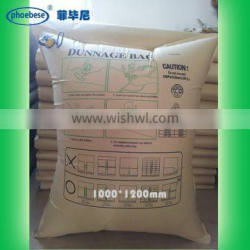 kraft paper dunnage air bags