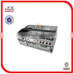 Kitchen Equipment - Stainless Steel Gas Combination Oven