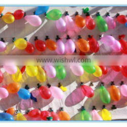 """3"""" rubber water baloon"""