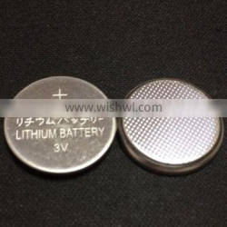 Huge capacity 3v hot sale brand emergency light Button battery