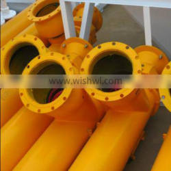 Electric flxible screw conveyor for cement silo, LSY serious screw conveyor for sale