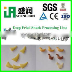 compound fried snack project