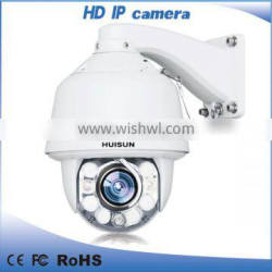 Most low price smallest IP CAMERA support auto tracking and wiper