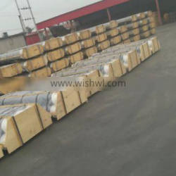 Rp Hp Uhp Graphite Electrode For Steel Plant Anti Oxidation Coating