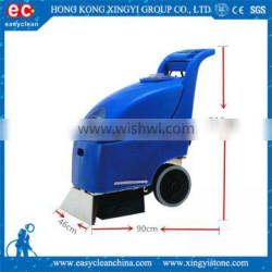 dry carpet cleaning machine