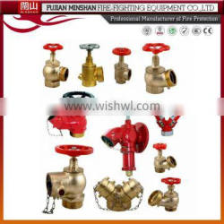 New design fire hydrant landing valve