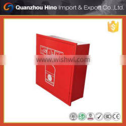 Fire proof extinguisher cabinet and hydrant cabinet