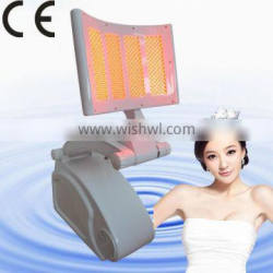 Led Face Mask For Acne 2016 Newest PDT/ LED Light Therapy With Wrinkle Removal 3 Lights Pdt Therapy Machine With CE Skin Toning Skincare