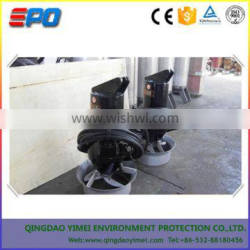 Submersible mixer in the tank of the manure for deep water /immersible mixer for wastewater tank
