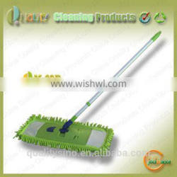 Cleaning Mop Microfiber Spin Mop With Long Aluminum Handle