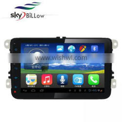 8 inch touch screen 2 din car android multimedia player with gps navigation and built in bluetooth mould