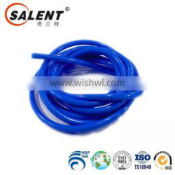 4mm*4mm heat resistant extruded silicone rubber vacuum hose
