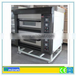 single deck baking oven, double deck oven, commercial oven