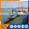 China Dongfang WN 450 Cutter suction dredger with dredging depth 12m