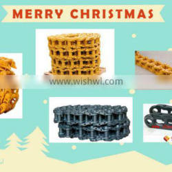 construction equipment undercarriage part made in china track chain