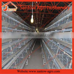 Secure latest bird cage for broilers