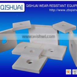 ceramic rubber coated steel pannel plates