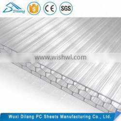uv coated lexan polycarbonate sheet price for sheds