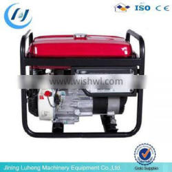 Top quality 2kw-6kW portable gasoline generator