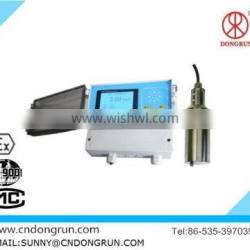 Online suspended solids/sludge concentration analyzer/for Paper mill-pulp concentration