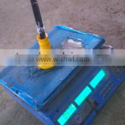 High quality point chisel with soft grip made in china