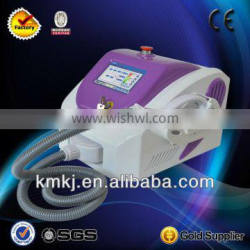 Big spot size KM-IPL-100A for hair removal with 5 filters (CE ISO SG TUV)