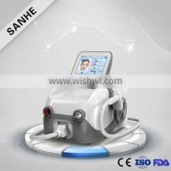 2016 New Product Diode Laser Hair Removal Machine/diode AC220V/110V Laser Hair Removal Depilation Light Pulsee Price 810nm