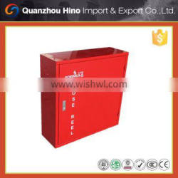 Stainless steel fire cabinet with handle