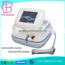 acne treatment fractional RF radiofrequency collagen skin resurfacing price
